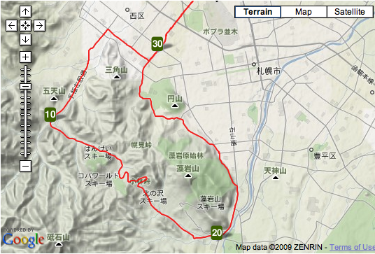Training ride: click for more