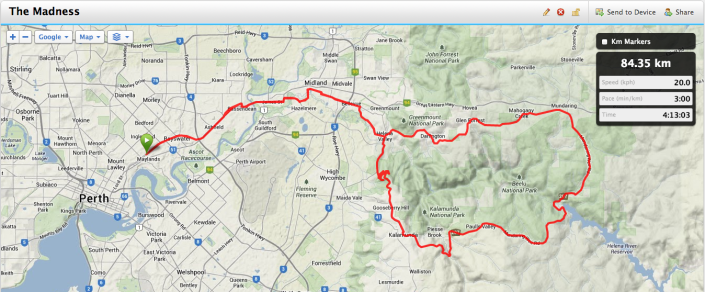 The Madness course. Click the picture to link to the Garmin course page.